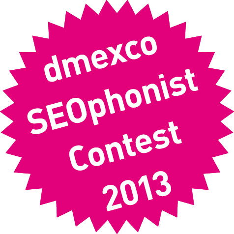 SEOphonist - der dmexco SEO Contest 2013