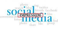 social-media impressum