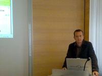 Blogs im Unternehmenseinsatz, Tobias Ihde in der Handelskammer Bremen