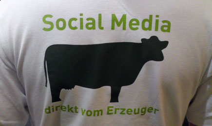 Social Media direkt vom Erzeuger - So das Motto unserer Social Media Unit