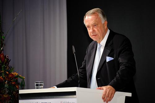 Staatsminister Bernd Neumann