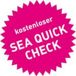 Kostenloser SEA Quick Check