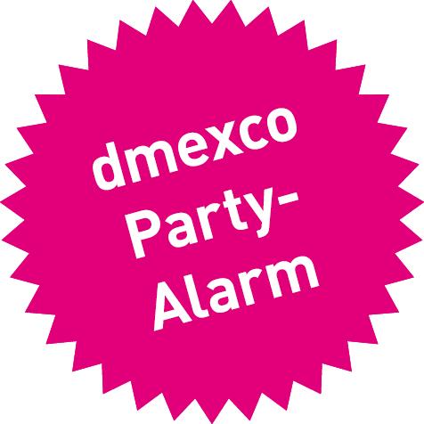dmexco Party-Alarm: Mit trafficmaxx Karten für die beiden Messe-Events gewinnen!