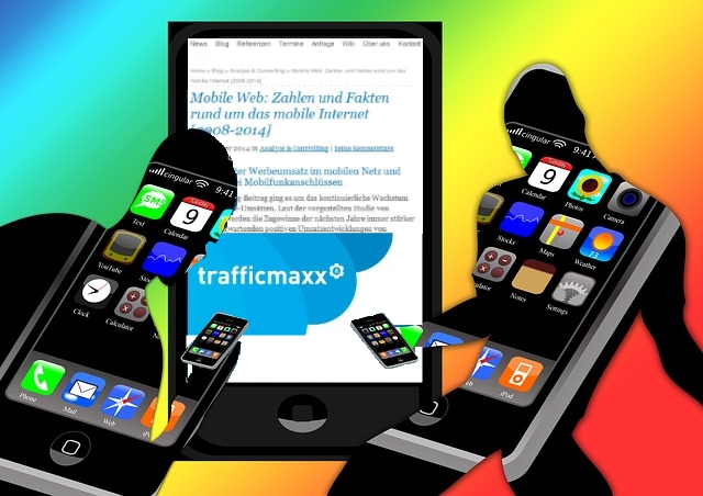 Mobile Web 2014 trafficmaxx