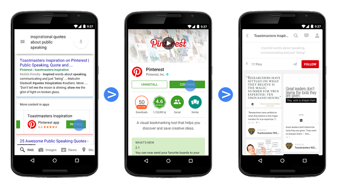trafficmaxx.de - Apps und SERPs