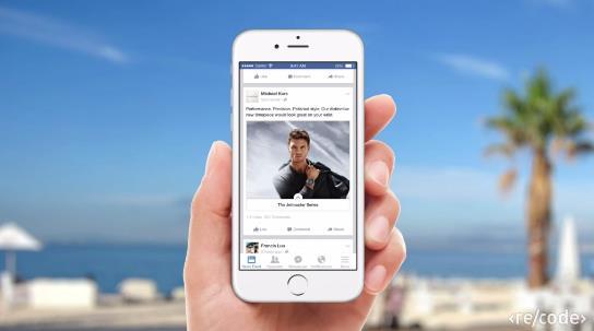 "Facebook ""Instand Ads"" Newsfeed - trafficmaxx"