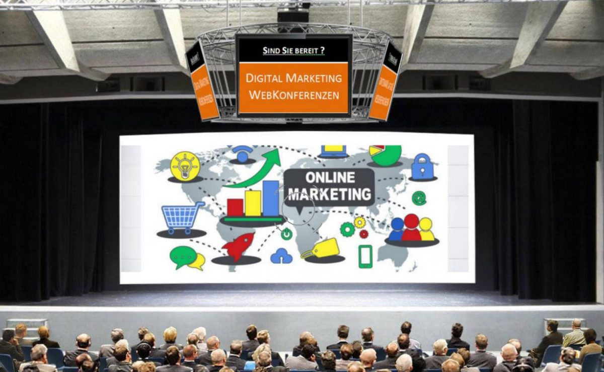 Digital Marketing WebKonferenz - trafficmaxx
