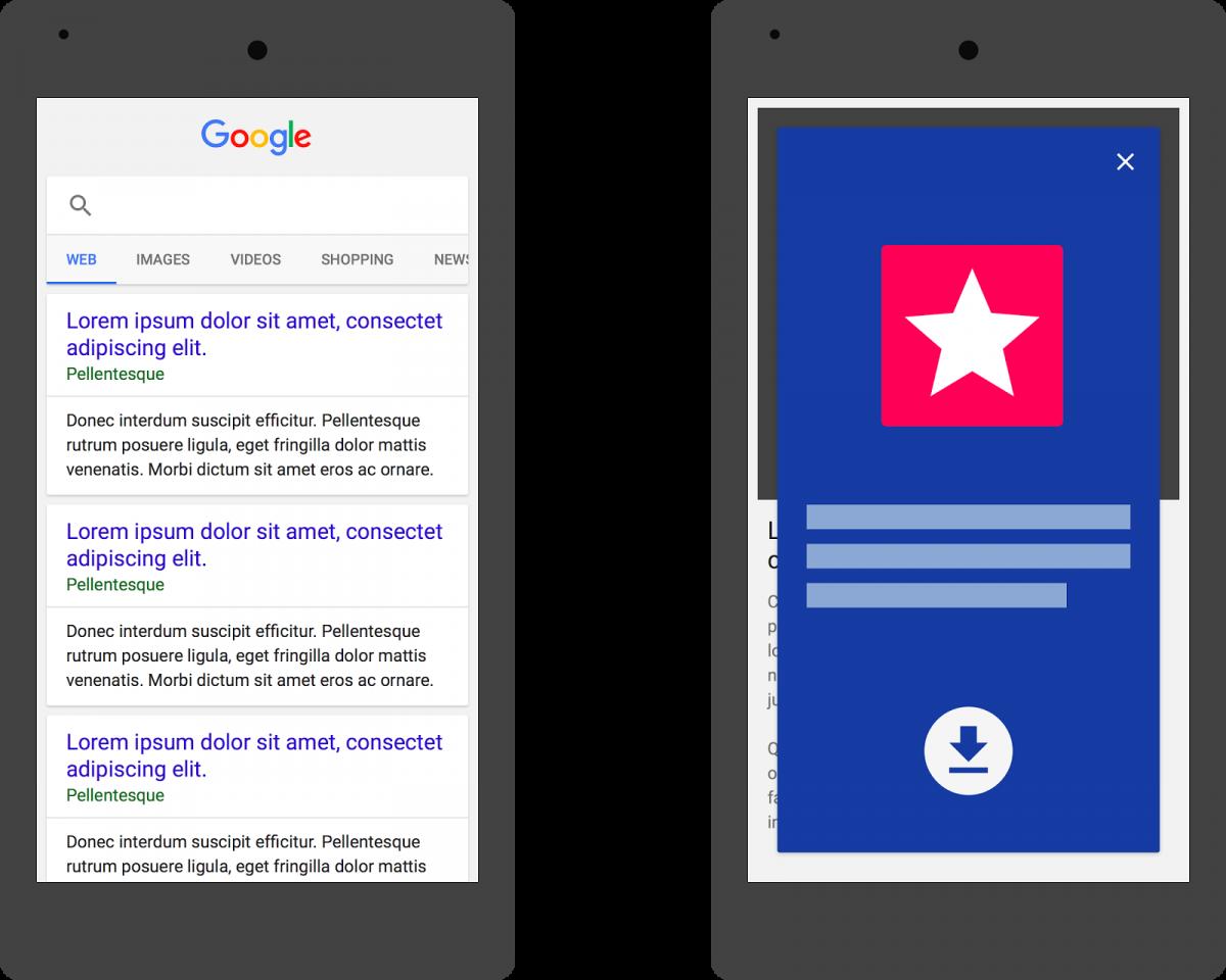 Google App Banner - trafficmaxx