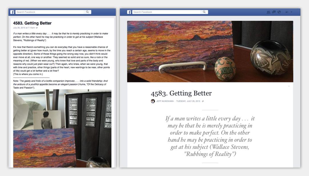 facebook - notes update - trafficmaxx