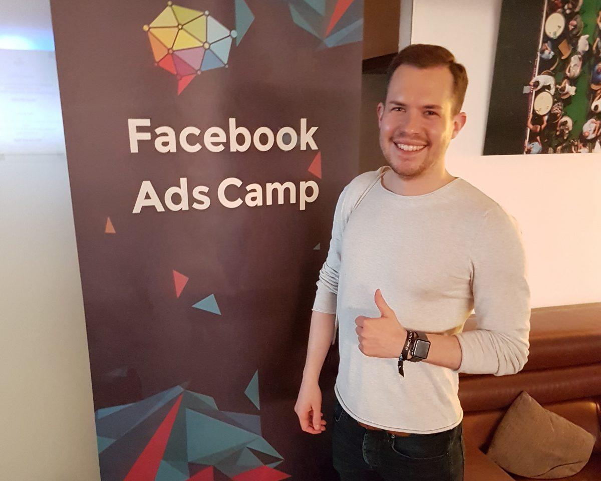 Facebook Ads Camp 2017 Header