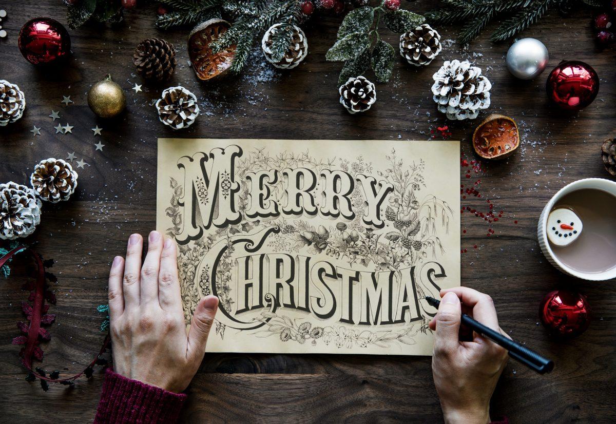 Digital Marketing Trends 2018 Beitragsbild Weihnachten