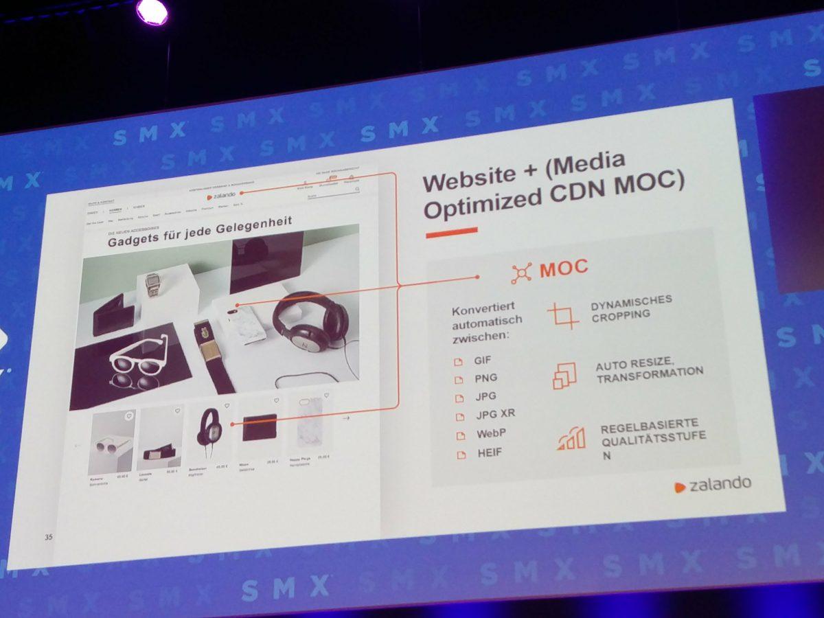 Large Sclae SEO Media Optimized CDN