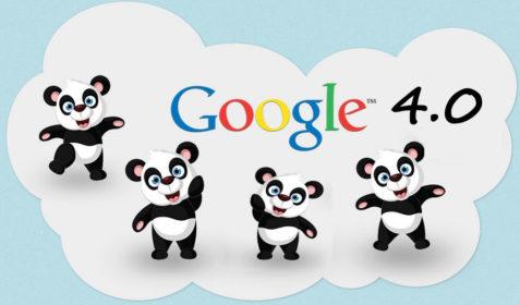 Illustration: Google Panda Update 4.0