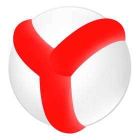 Logo Yandex Browser