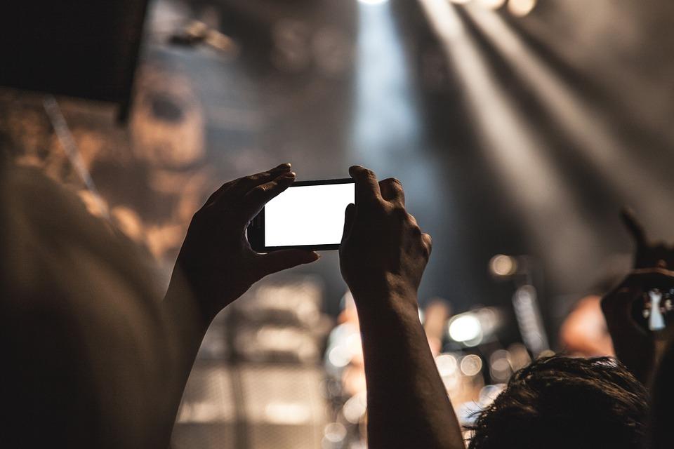 Video mit Smartphone