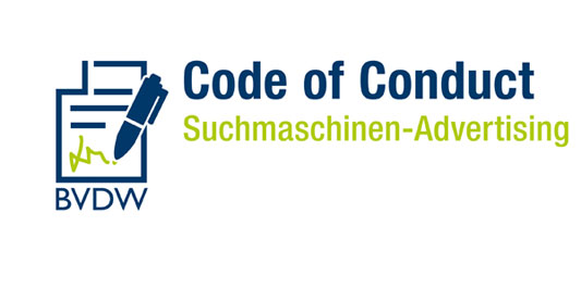 BVDW Code of Conduct Suchmaschinen-Advertising