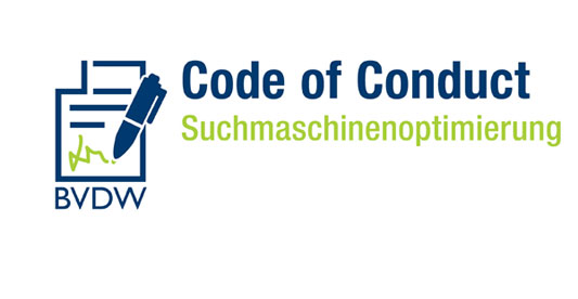 BVDW Code of Conduct Suchmaschinenoptimierung