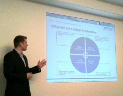 Seminar: Effizientes Suchmaschinenmarketing in Oldenburg