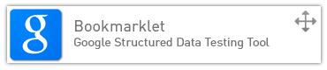 Google Test Tool für strukturierte Daten