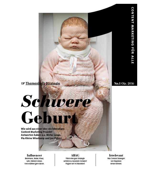 Eins - Content Cover