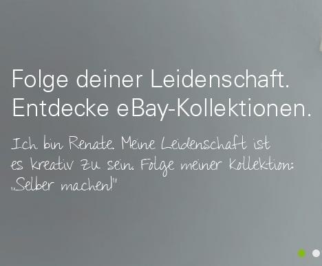 ebay Kollektionen