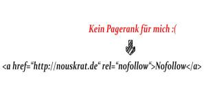 Nofollow-attribut