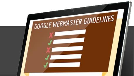 Google Webmaster Richtlinien