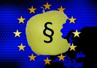 Europa E-Commerce Saurer Apfel