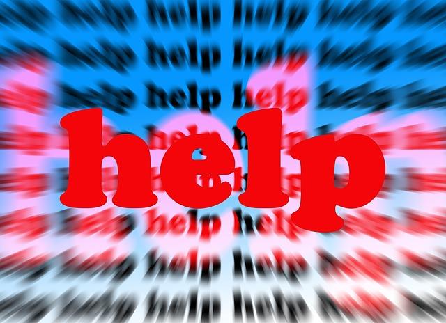 Hilfe (help) Tech-Support