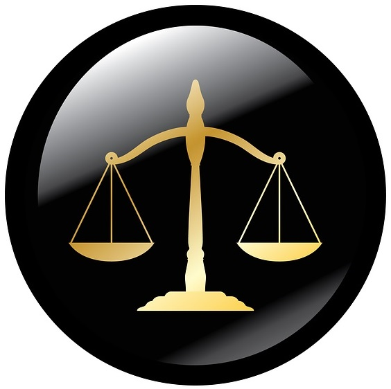 Waage Gerechtigkeit