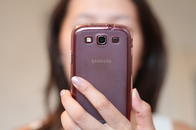 smartphone bild machen
