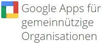 Google Apps für Non-Profits
