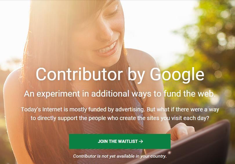 google contributor - trafficmaxx