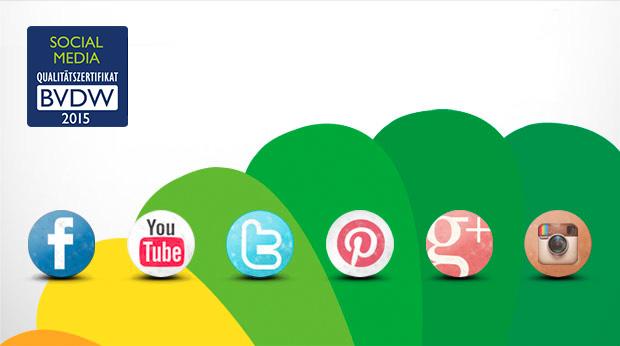 Social Media Team construktiv