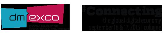 dmexco 2015 Logo - trafficmaxx