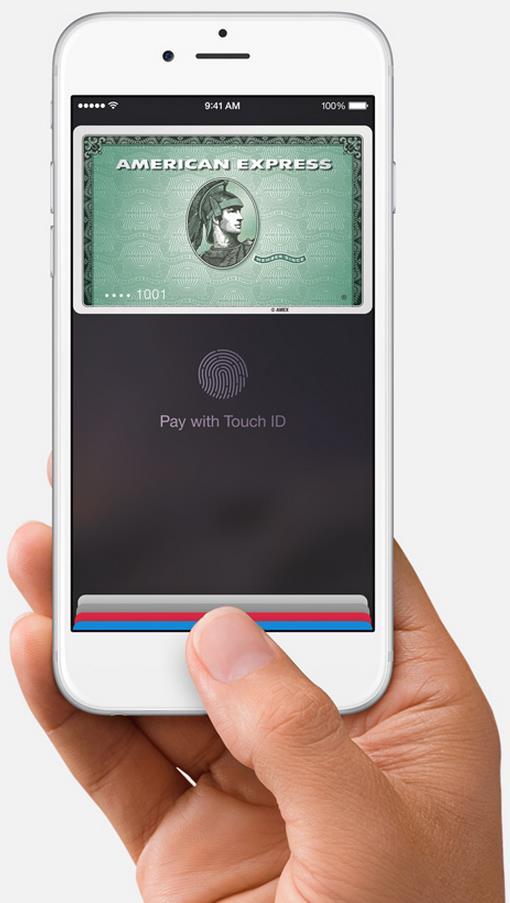 Apple Pay - IPhone - trafficmaxx