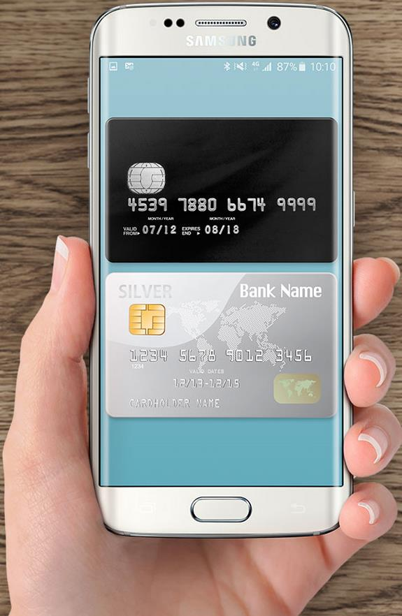 Samsung Pay - Mobile Payment - trafficmaxx