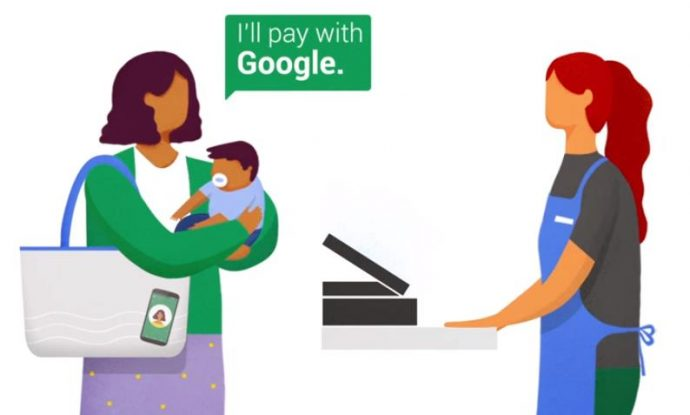 Hands Free - I will pay with google.