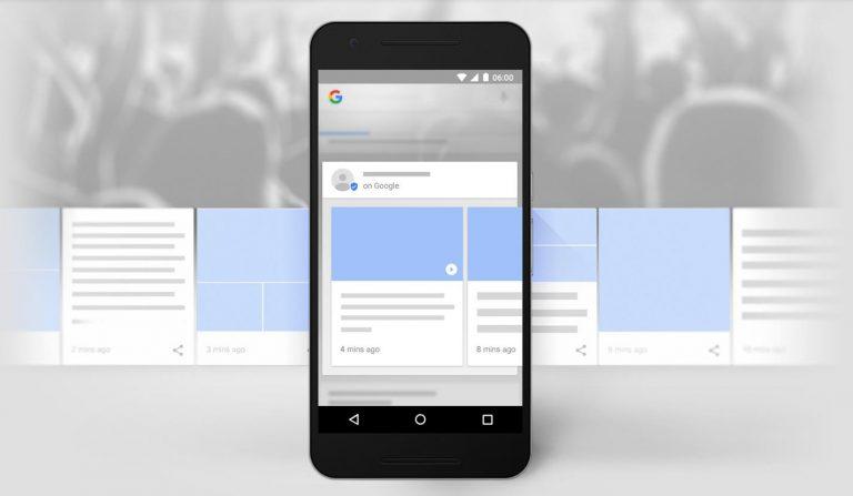 Google Posts, Google Tweets