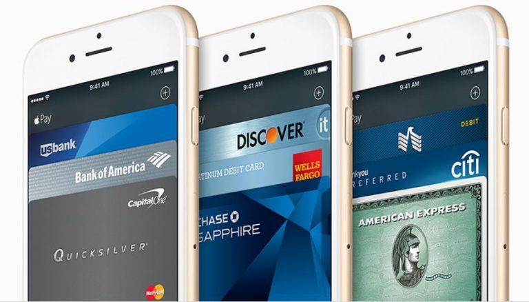 Mobile Payment - Apple Pay - Kreditkarten