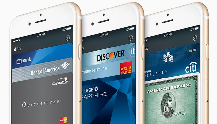 Mobile Payment - Apple Pay - Kreditkarten
