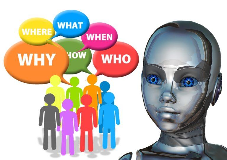 Titelbild Sprachsuche, digitale Assistenten und SEO