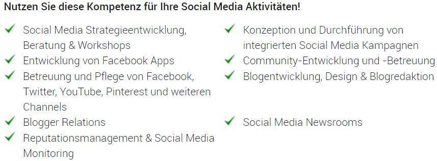 trafficmaxx Social Media Angebote