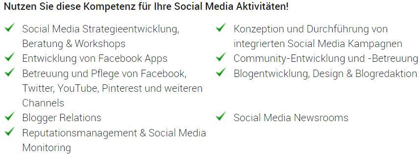 trafficmaxx Social Media Angebote