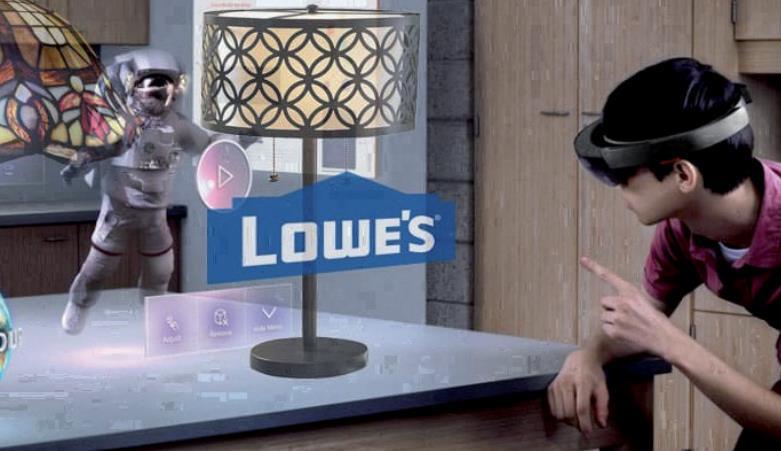 eBay Trendreport 2: Lowe's VR-Shopping