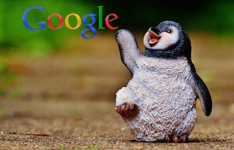 Google und Pinguin