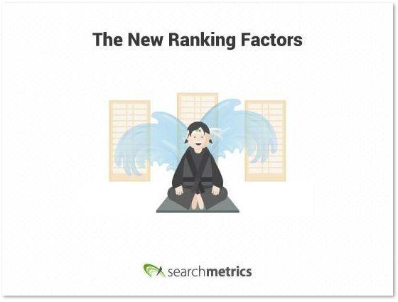 searchmetrics Ranking-Faktoren 2016 Teaser