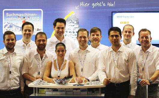 Das trafficmaxx Team aus Bremen und Berlin freut sich auf Sie!
