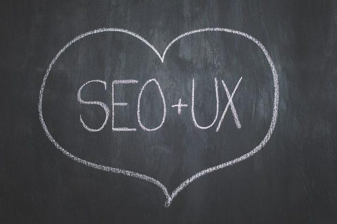 SEO & User-Experience Titelbild