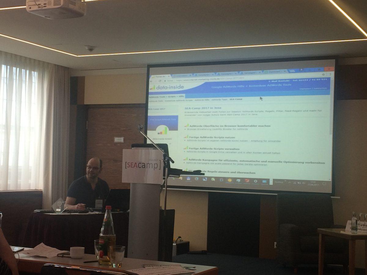 AdWords Scripts, Regeln, Filter, Feed-Regeln und mehr für Anwender - Holger Schulz